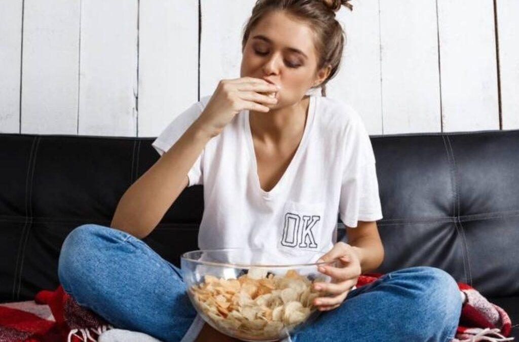 ¿Cómo afecta la cuarentena en los hábitos alimentarios?